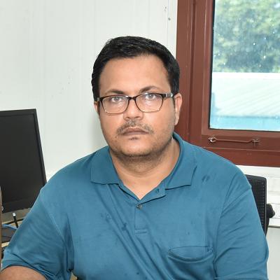 Dr Shankhadeep Chakrabortty