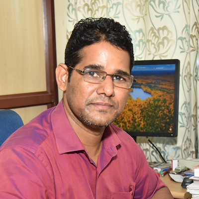 Dr Kailash Jena