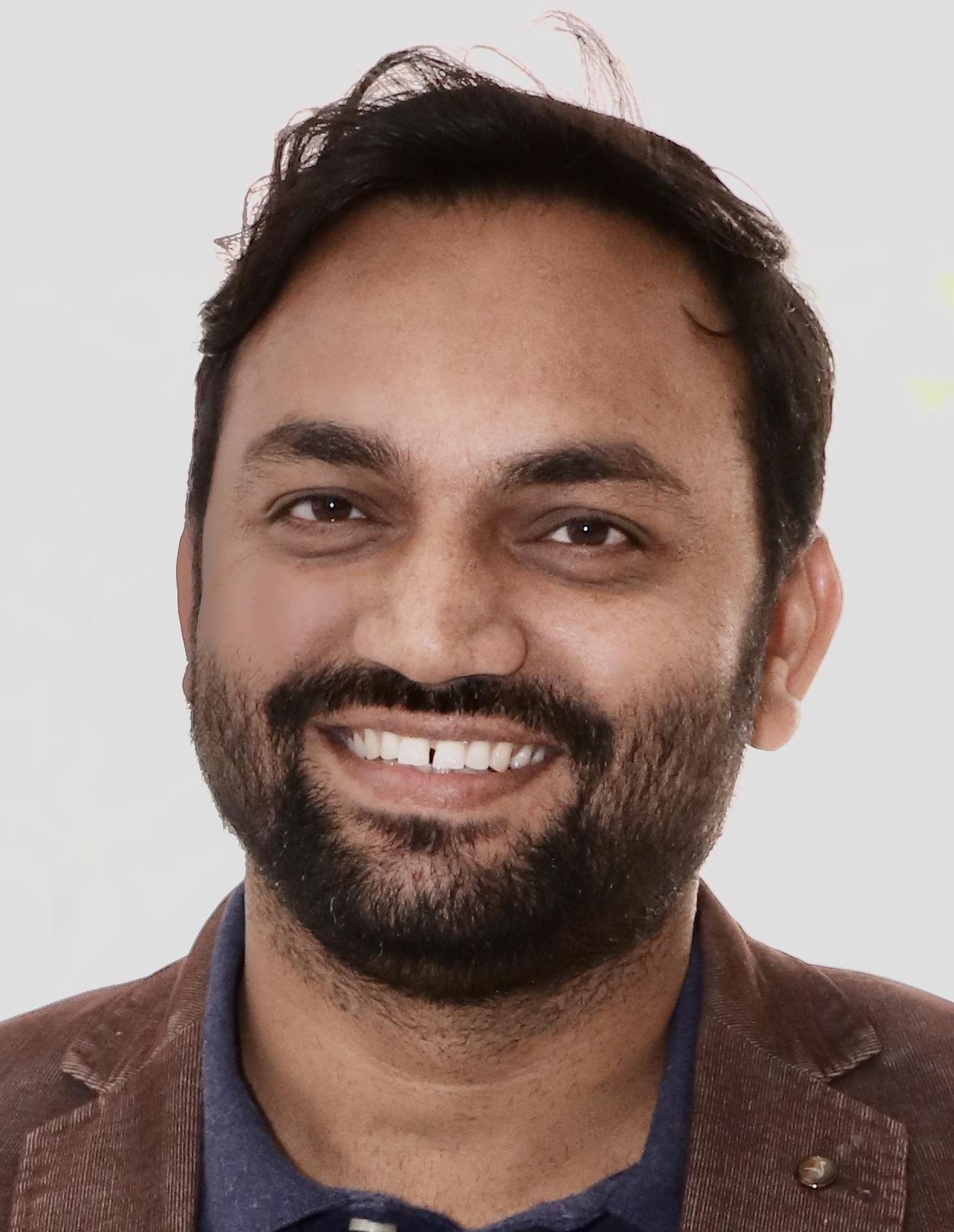 Dr Pushpendra P Singh