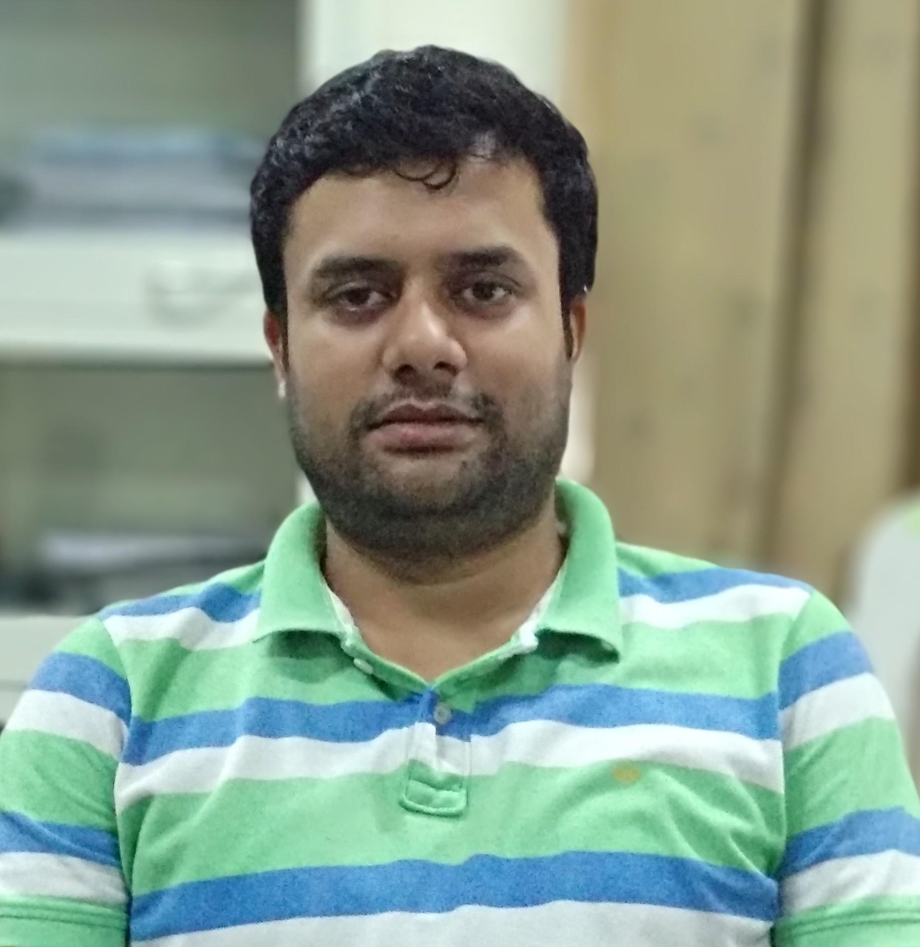 Mr. Kanhaiya Jha
