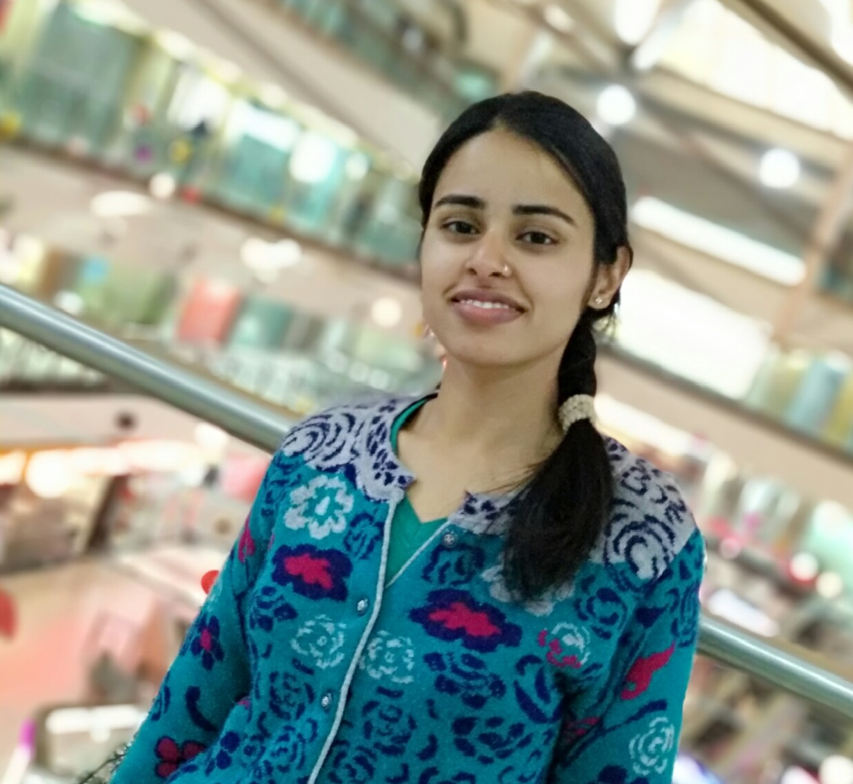 Ms. Arzoo Sharma