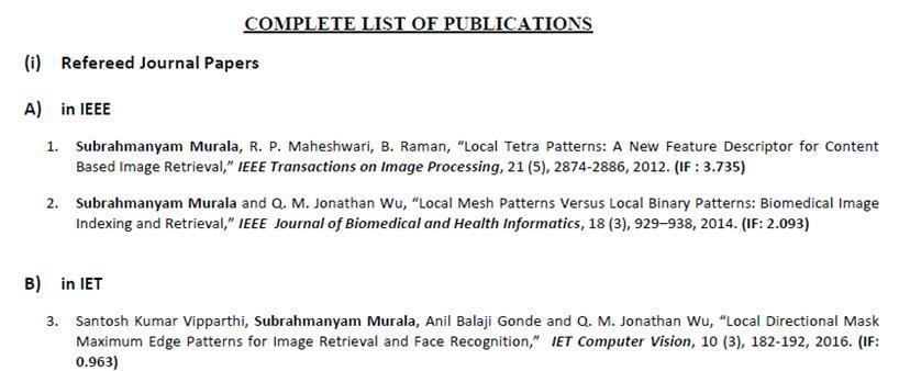 Bio-Sketch – Indian Institute of Technology Ropar